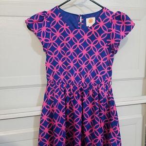 Total girl dress